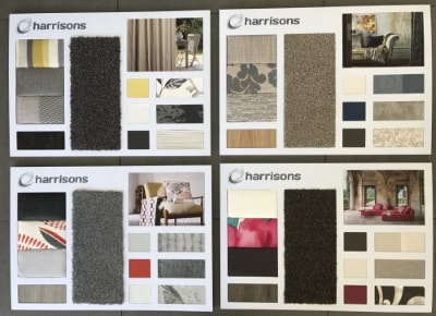 See Our New Interior Designer Inspired Mood Boards
